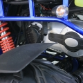 Gasolina Road Legal Buggy 300cc refrigerado azul
