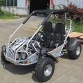 Adulto Off Road Go Kart 300 XRS plata