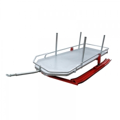 Universal Sleigh For Quad ATV And Snowmobile