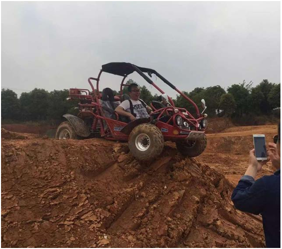 XTM MOTO Off Road Buggy y lado a lado UTV en Base de China más grande Parque forestal Jialong internacional Off-Road